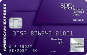 Amex SPG Business Card Review 100,000 Sign Up Bonus