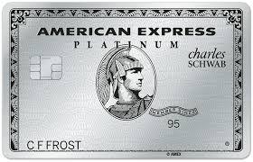 American Express Platinum (Charles Schwab)Review
